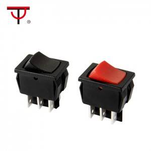 Miniature Rocker Switch MRS-202-5