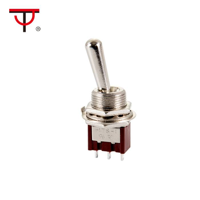Miniature Toggle Switch  MTS-102-L1 Featured Image