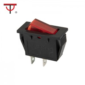 Single-Pole Rocker Switch RS-101-2A