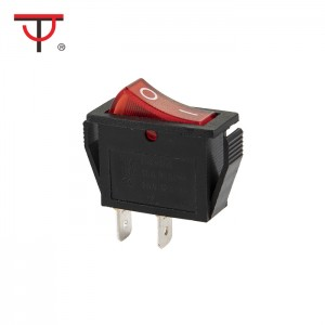 Single-Pole Rocker Switch RS-101-1C