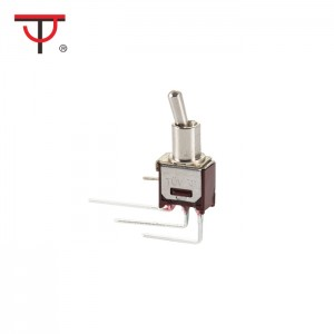 Sub-Miniature Toggle Switch SMTS-102-2C4