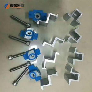 Factory selling 12mm Spring Washer -  Photovoltaic parts – Ji Luo Fastener