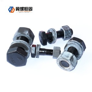 Steel Structure Large Hex Bolt
