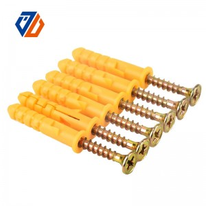 100% Original Factory High Strength Structural Steel Bolts - Plastic Expansion – Ji Luo Fastener