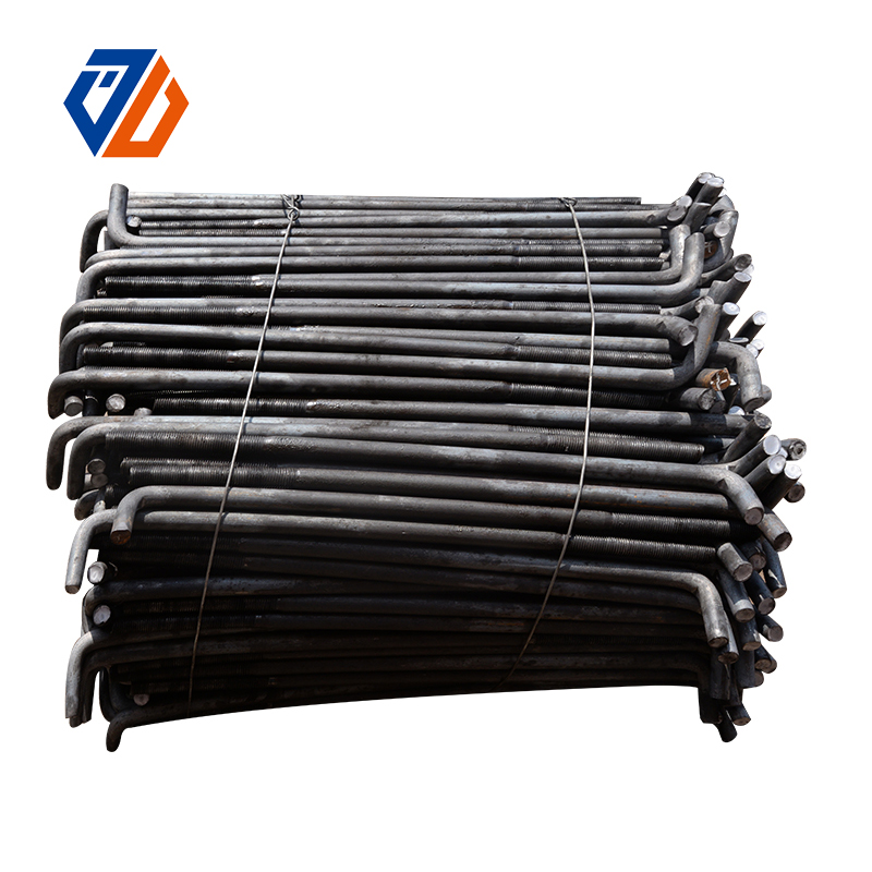 100% Original Factory High Strength Structural Steel Bolts - 7-Type Foot Bolt – Ji Luo Fastener