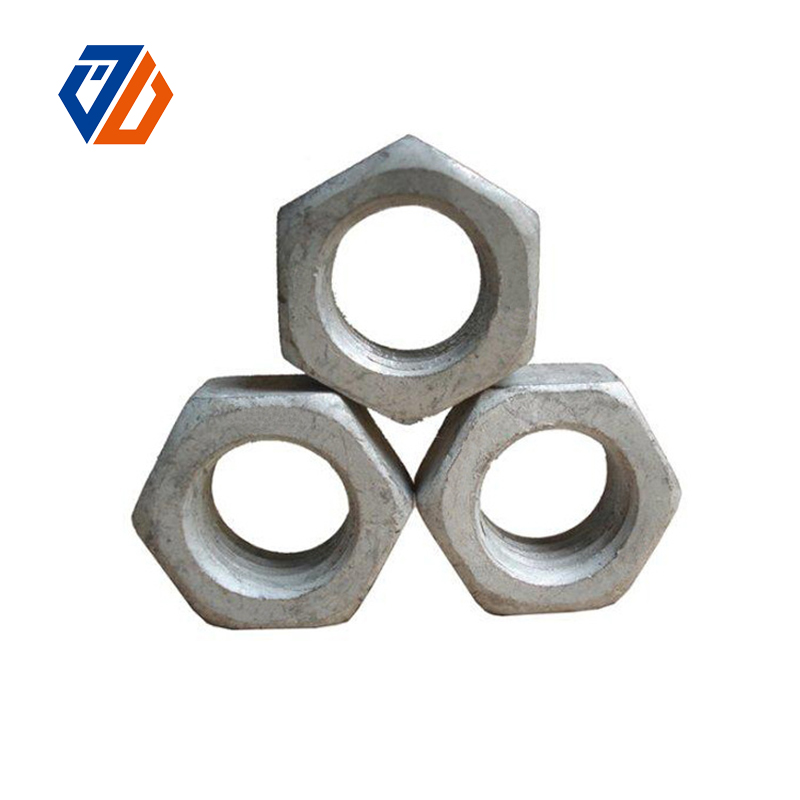 OEM/ODM Factory T Bolt - Hexagon Nut – Ji Luo Fastener