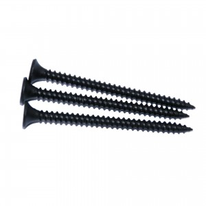 Leading Manufacturer for 12mm Threaded Bar - Strong OEM black drywall screw wholesale – Ji Luo Fastener