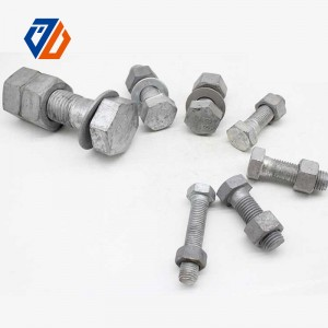High Performance Made In Stainless Steel Eye Bolt And Nut