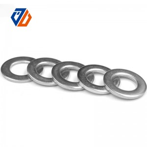 Wholesale Dealers of Grade 8.8 U Bolt - Flat Washer – Ji Luo Fastener
