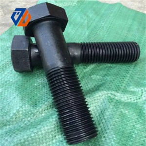 Factory wholesale High Strength U Bolts - High Strength Bolt – Ji Luo Fastener