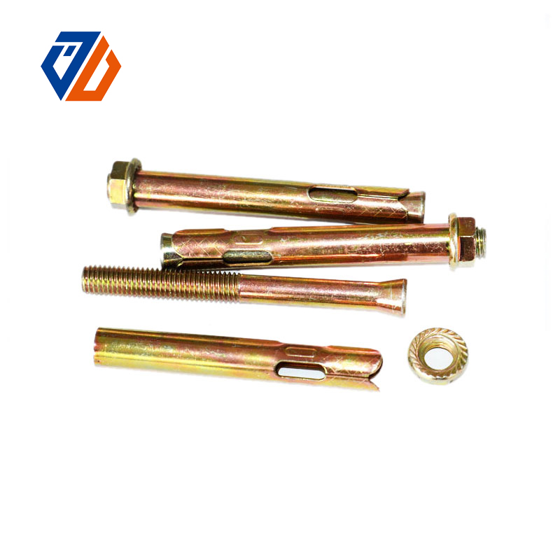 Manufacturer for Flange Bolts - Flange Sleeve Anchors – Ji Luo Fastener