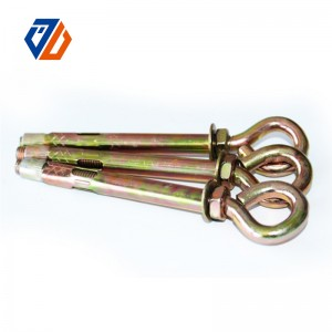 China New Product Plating L Shaped Foundation Anchor Bolt - Sheep'S Eyelids – Ji Luo Fastener