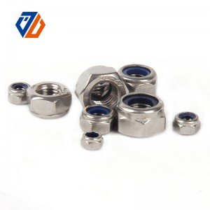 PriceList for Foundation Anchor Bolt - Lock Nuts – Ji Luo Fastener
