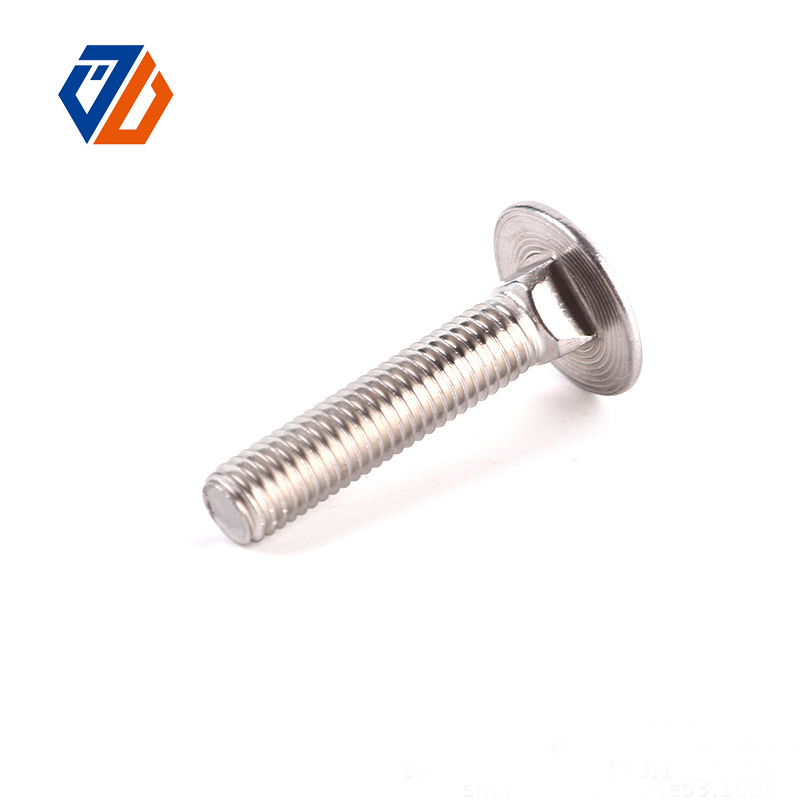 OEM/ODM China Metric Flange Bolts - Carriage Bolt – Ji Luo Fastener