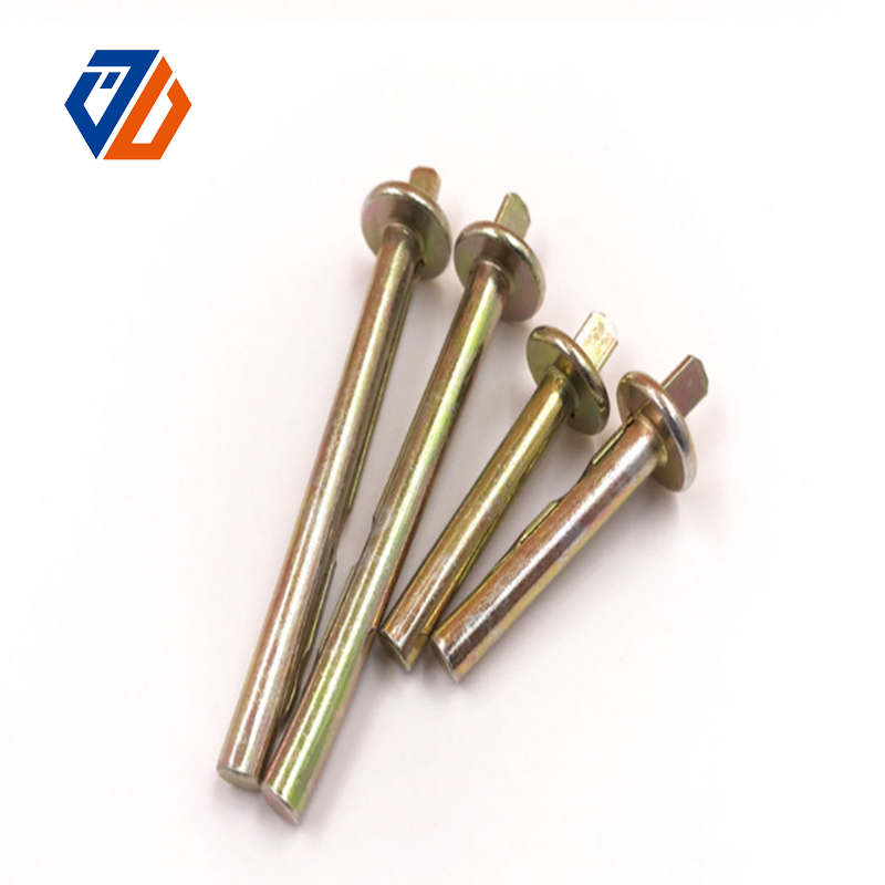 Fixed Competitive Price High Strength Anchor Bolt - OEM/ODM China Brass Drop In Anchor – Ji Luo Fastener