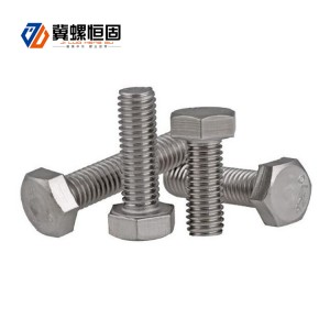 M6 M8 High Strength Hex Bolts
