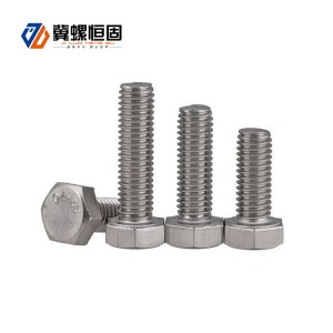 8.8 10.9 Grade Hexagon Bolt