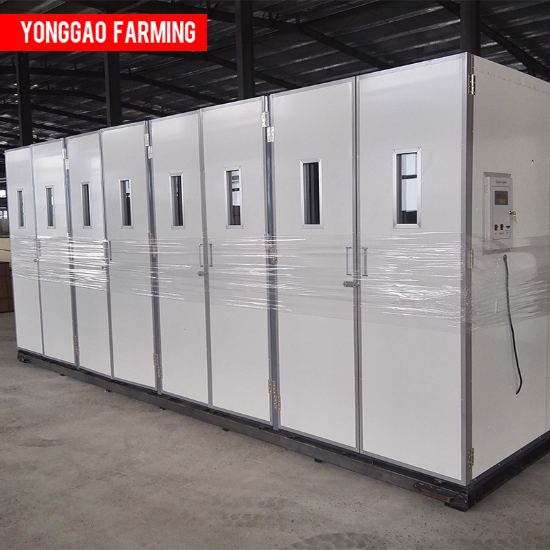 China Chicken Big Industrial Automatic 20000 Egg Incubator Hatchery Price For Sale
