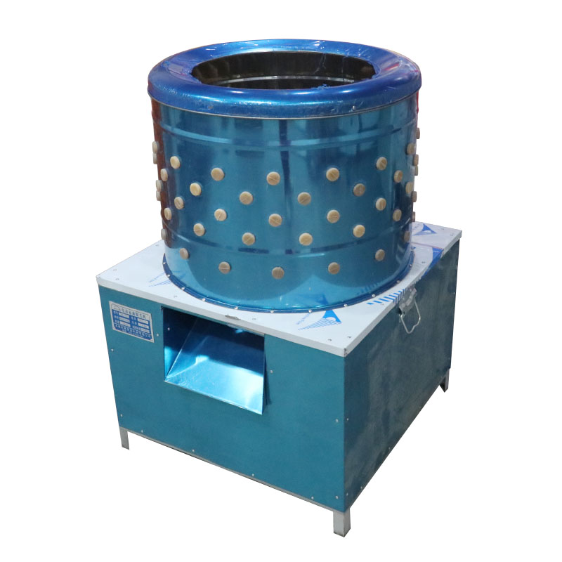 China Automatic Industrial Rubber Finger Duck Broiler Poultry Plucking Chicken Plucker Machine Para sa Sale