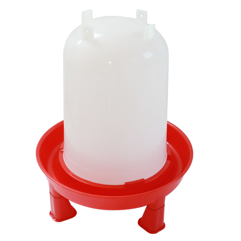 Broiler Chick Different Capacity Manual Plastic Water Feeder Drinker Chicken Poultry drinkers