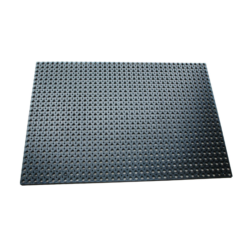 Anti Slip Rubber Pig Non Slip Matting Floor Stable Mat For Pig Artificial Insemination