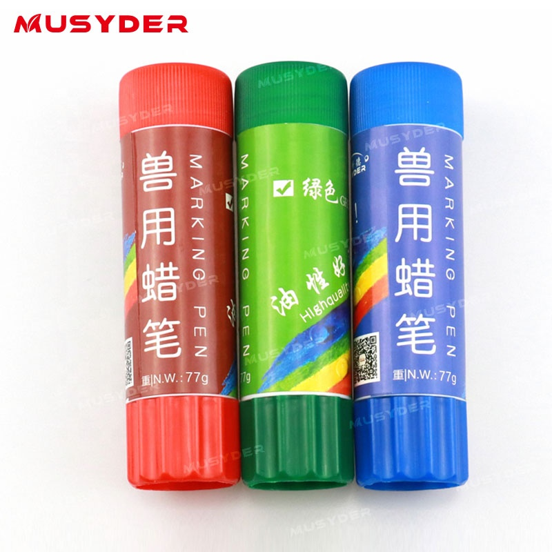 Veterinary Marking pen Instruments animal marking crayon for pig