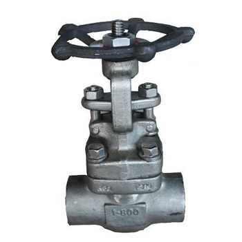 forged steel globe valve Featured Image