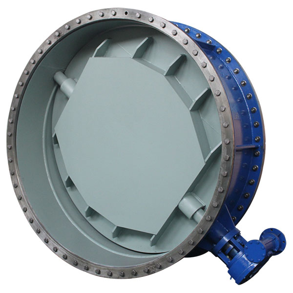 Welded butterfly valve Featured Image