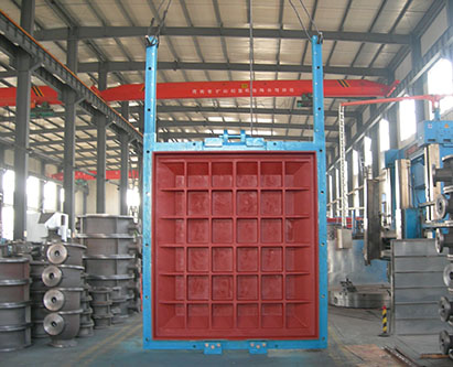 sluice gate valve