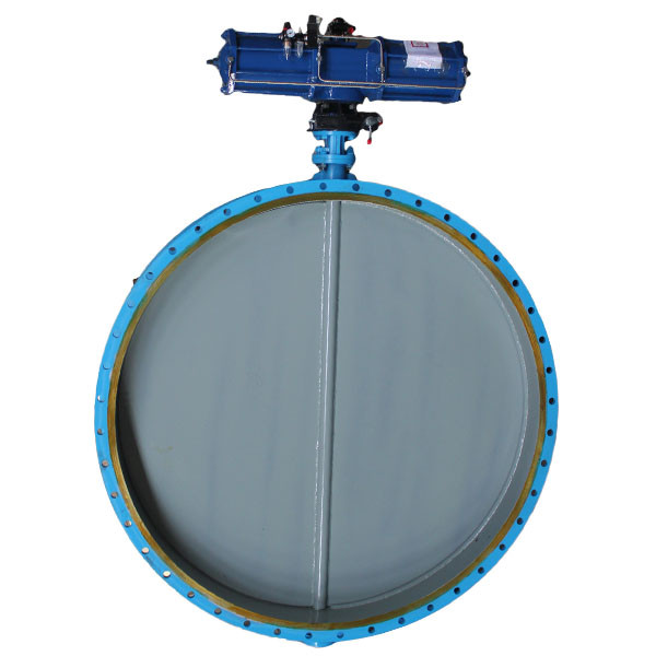 Fast delivery Grooved End Butterfly Valve -