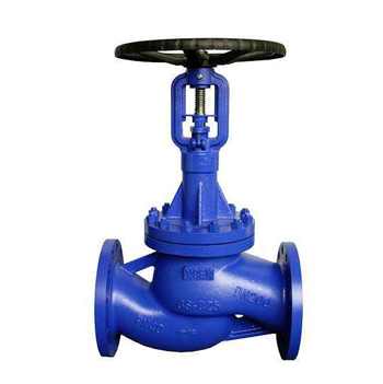 DIN bellows globe valve Featured Image