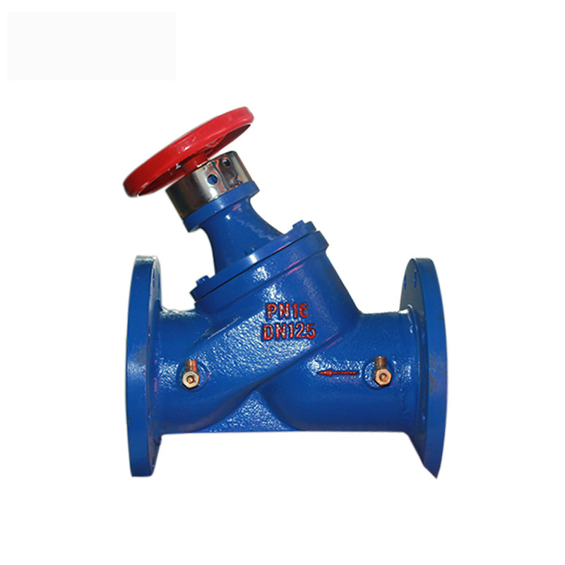 digital locking balance valve