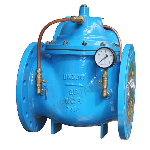 300X Hydraulic slowly closed Check Valve