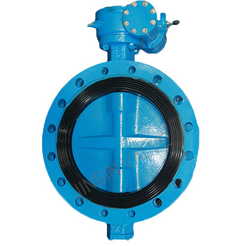 professional factory for Hydraulic Actuator Butterfly Valve -