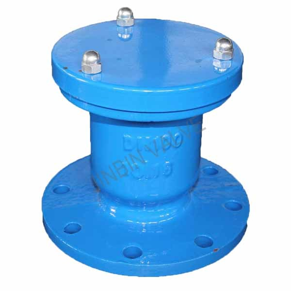 One port air release valve