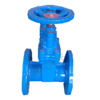 China OEM Soft Seal Butterfly Valve -