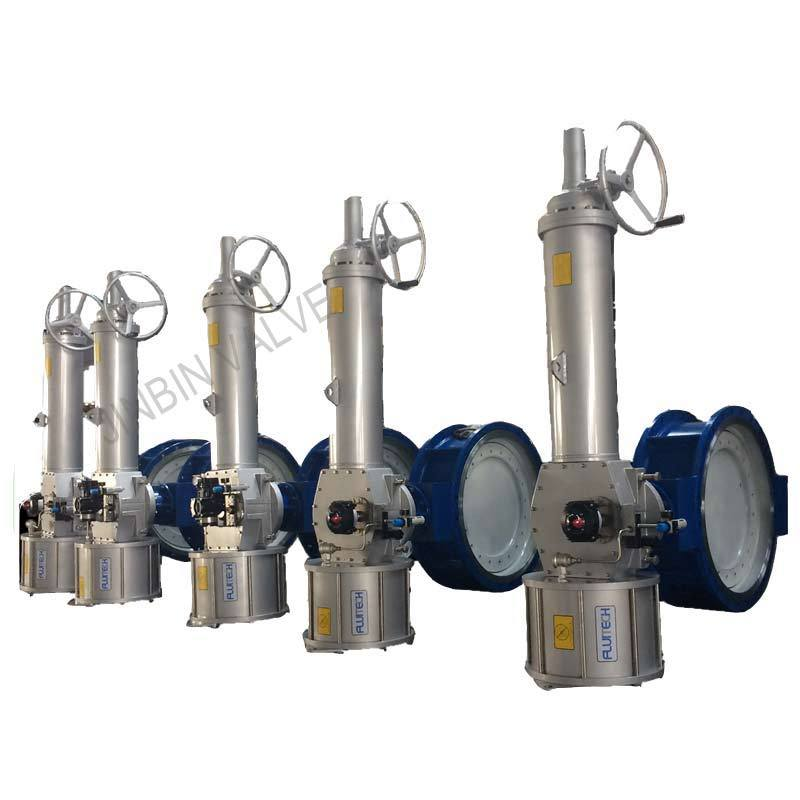 factory customized Pneumatic Knife Valve -