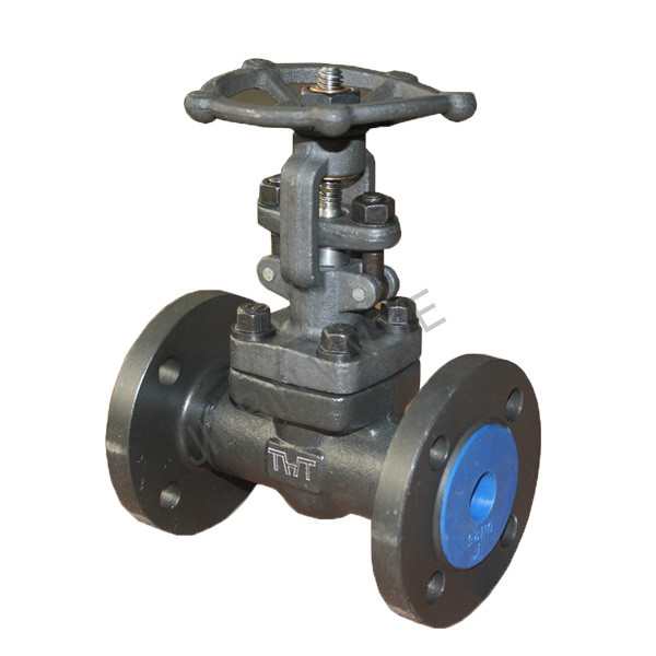 A105 Forged steel rising stem flange gate valve Featured Image