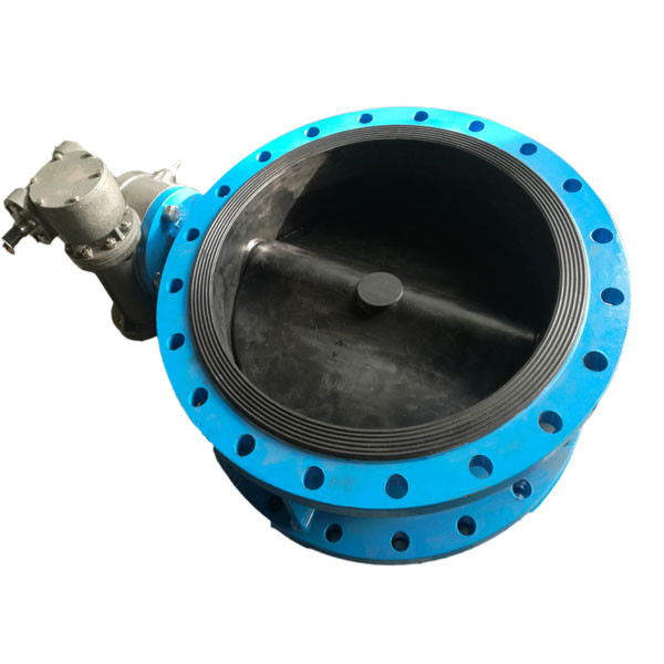 Turbo desulphurization Butterfly valve