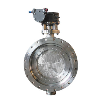 Stainless steel vacuum Butterfly Valve