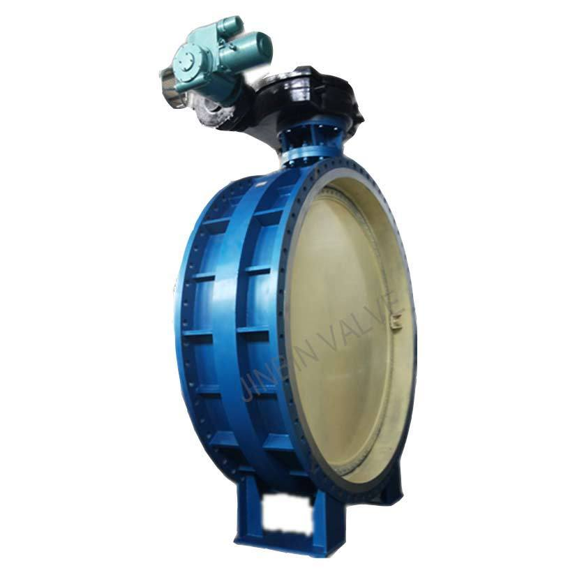 Factory wholesale Pneumatic Valve Butterfly Valve -