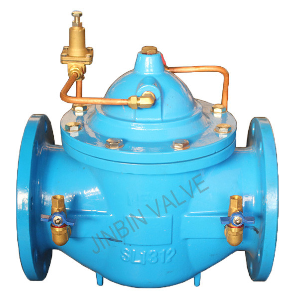 200X cast iron Pressure reducing valve
