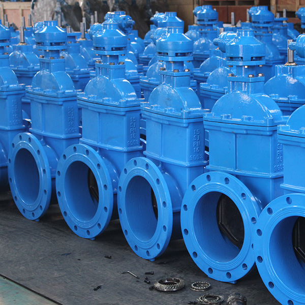 New Delivery for Stem Extension Gate Valve -