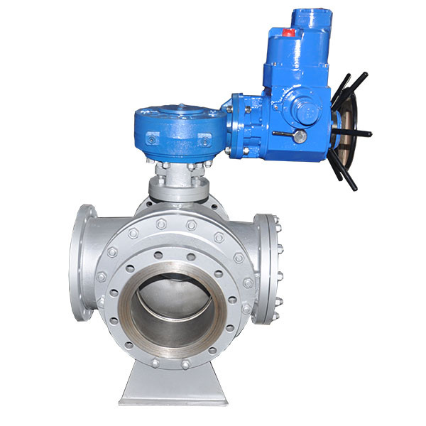 Electric three way ball valve Featured Image