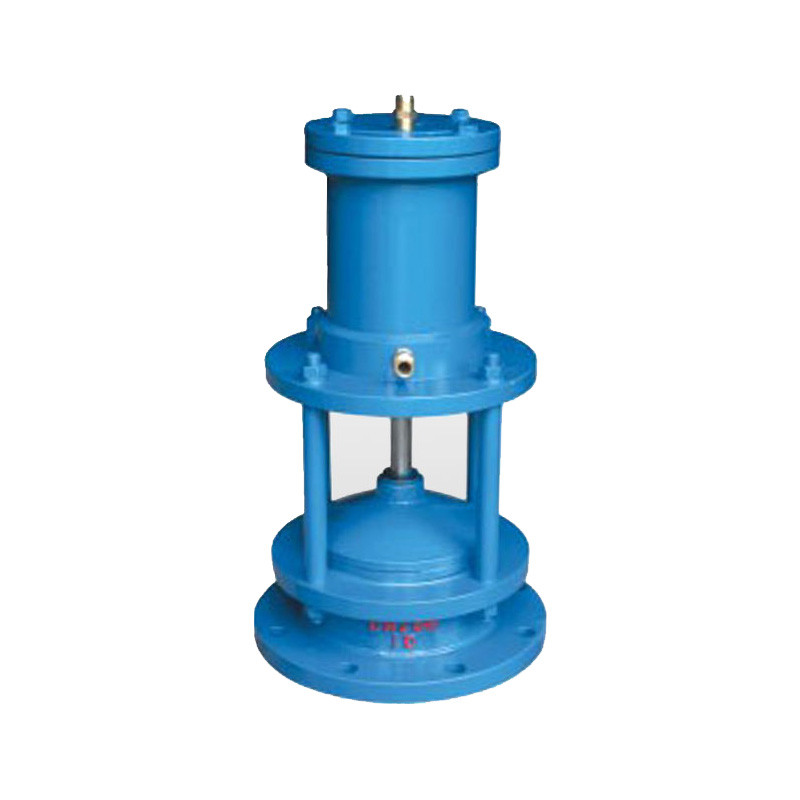 Good quality Worm Butterfly Valve -
