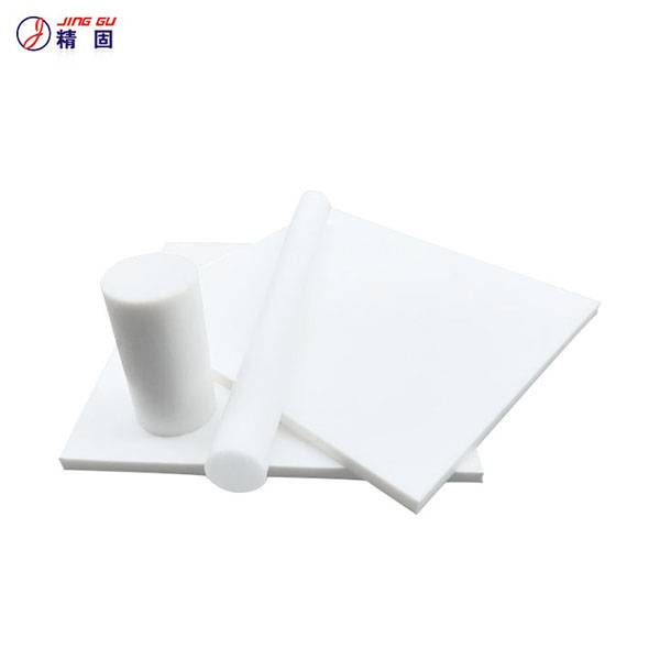 China Gold Supplier for White Pvc Rod -