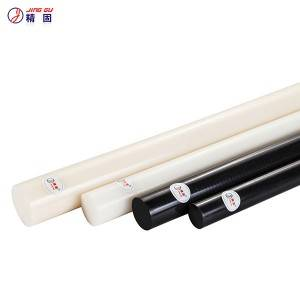Short Lead Time for White Nylon Rod -