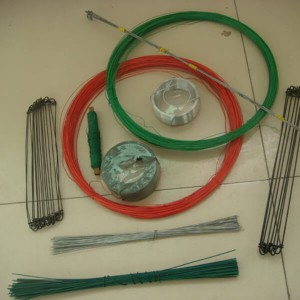 PVC WIRE ENDUITS