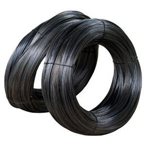 Սեւ Annealed WIRE