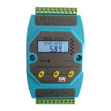 Low price for Online Residual Chlorine Analyzer - Online ORP transmitter with sensor – JIRS
